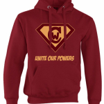 Charity Week Volunteer Hoodies Image
