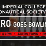 Aero goes bowling ticket Image
