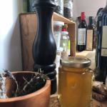 Honey jar Image
