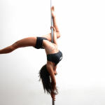First timers pole class Image