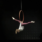 First timers aerials class Image