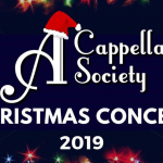 A Cappella Christmas Concert - Members Tickets Image