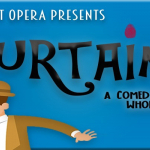 11th December: Tickets for Curtains Image