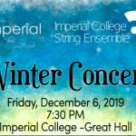 Winter Concert Ticket 2019 - Students Image