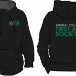 ICFAS Society Hoodie Image