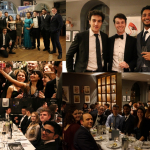 MatSoc New Year dinner alumni and staff tickets Image