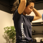 IC Barbell T-shirt 19-20 Navy Image