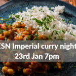 Curry night Image