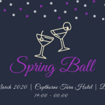 Spring Ball - Staff Tickets Image