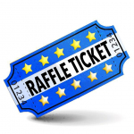 Single Raffle Ticket Image