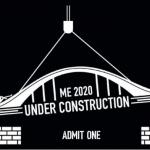 Major Event 2020: Under Construction Ticket Image