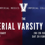 The Imperial Varsity 2020 (Saturday Only)  Image