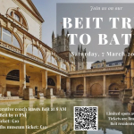 Bath Trip - Bus only ticket Image