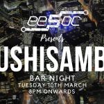 Sushisamba Tickets Image
