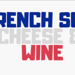 French Soc Cheese and Wine Image