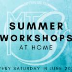 (Member) Summer Workshop 6th June with Jodie Steele Image