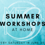 (Member) Summer Workshop 13th June with Alison Guill with 1:1 time Image