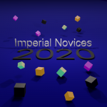 Imperial Novices 2020 Team Ticket Image