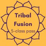 Fusion Five Class Pass Image