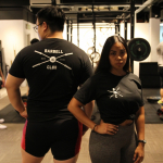 IC Barbell T-Shirt Legacy Image